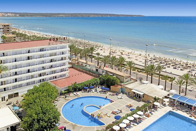 allsun hotel kontiki playa mallorca playa de palma On allsun kontiki playa